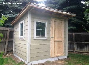 Lean To Shed Plans List